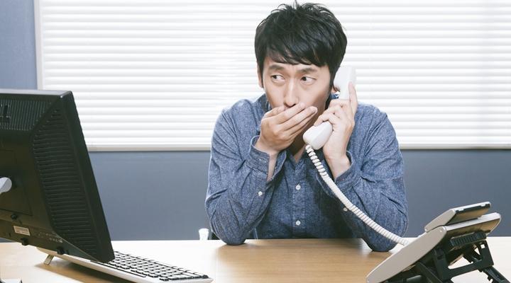 「Aさんが社食で食べられているメニューはわかりますか?」同僚Aの母を名乗る人からAの給料がいくらか知りたいという内容の電話がかかってきた。怪しかったのでAに電話をかわったら…